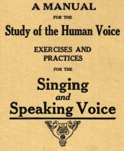 Lesson 2 - The Perfect Voice
