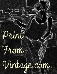 PrintFromVintageLogocafe