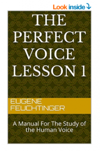 ThePerfectVoiceLesson1AmazonKindle